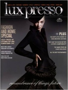 FOREVER FLAWLESS FEATURED IN LUXPRESSO
